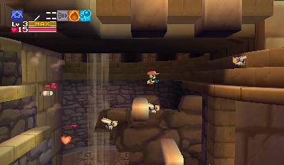 Cave Story 3DS - Sandzone 3