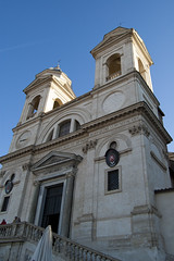"Trinità dei Monti • <a style=""font-size:0.8em;"" href=""http://www.flickr.com/photos/89679026@N00/6249795068/"" target=""_blank"">View on Flickr</a>"