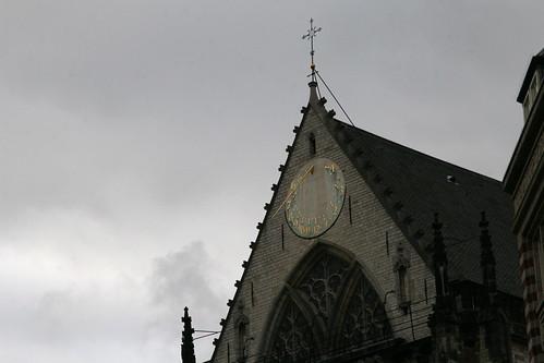 amsterdam - sundial