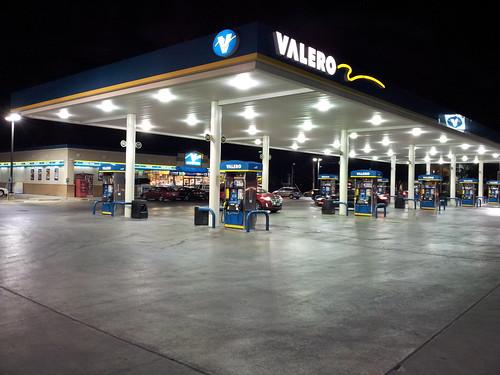Valero Corner Store