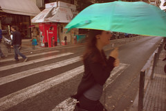 (eleni vraka (e_vra)) Tags: street girl umbrella streetphotography greece ev thessaloniki