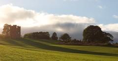 Powderham Belvedere (HJGPhotos) Tags: shadow belvedere powderham 1744folly