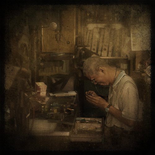 Chinatown's old shop owner-1 by STUDIO Q