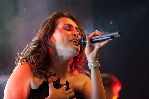 Within Temptation @ Volkshaus - Zurich