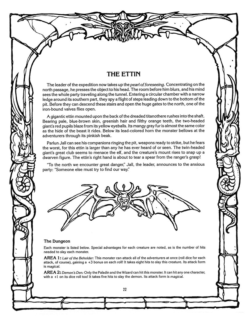 Official Advanced Dungeons and Dragons - Page 23
