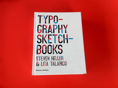 Typography Sketch Books