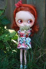 Clothes made by: SewTown's Nina & Mimi_Blythe