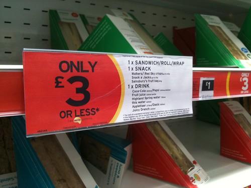 £3 deal
