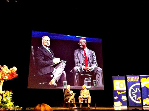 Van Jones at SOCAP11
