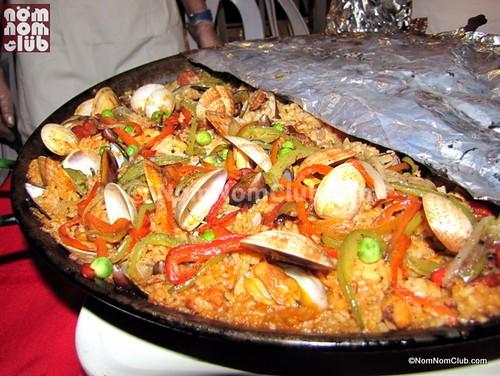 Chef C's Paella