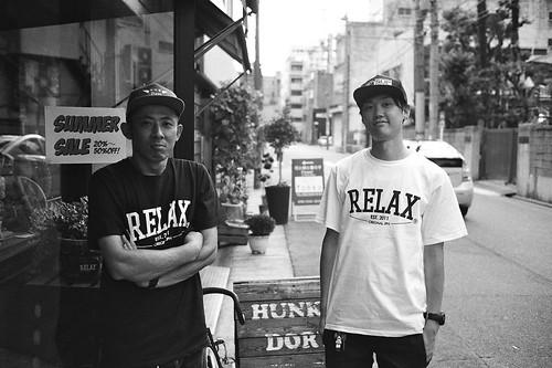 RELAX BOYS
