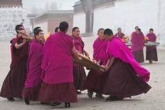 SuYouHua,Butter-oil flowers Festival,Labrang Monastery (woOoly) Tags: china chinese tibet monastery amdo tibetan xiahe  gannan zhongguo    butterflower anduo  labrangmonastery tibetculture tibetanbuddhist tibetannewyear tibetanculture  tibetanbuddhistart   southofgansu  labolengmonasterylabrang gannantibetarea butterflowerfestival suyouhua butteroilflowersfestival lhapuleng lhapulengmonastery gansutibet amdotibetregion