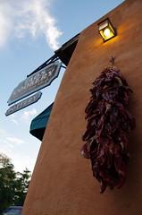 Taos Plaza (sarowen) Tags: newmexico taosplaza taosnewmexico redchile driedchiles taosnm redchiles taoscookery