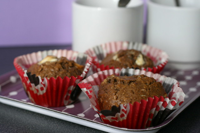 muffin 3c (caffè,cocco e cioccolato bianco)