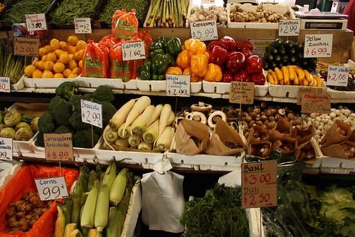 Queen Victoria Market, Melbourne - Victoria (Australia)