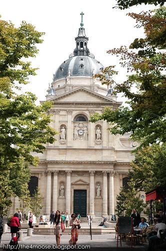 Paris - Chapelle de la Sorbonne