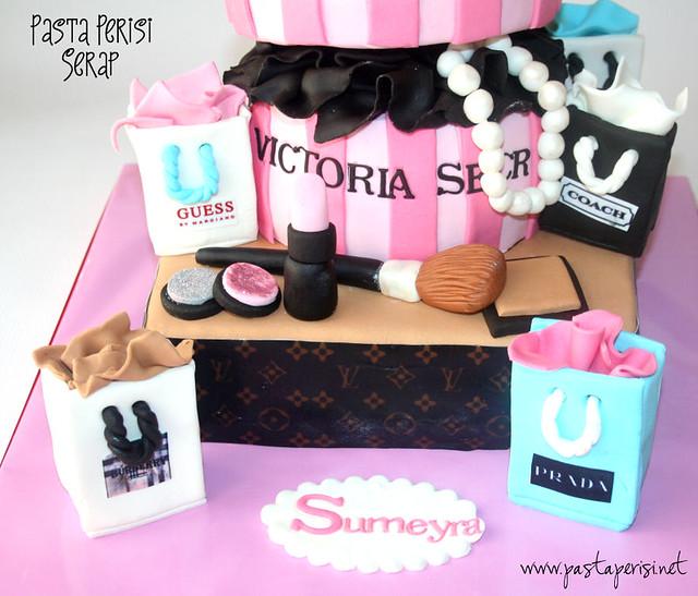 Victoria Secret - Alışveriş pastası