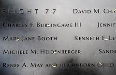 9/11 Memorial (navid j) Tags: nyc newyorkcity newyork memorial remember manhattan worldtradecenter 911 twintowers wtc tribute september11 groundzero 911memorial flight77 peterwalker michaelarad 10yearslater