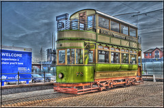 SEACOMBE TO NEW BRIGHTON TRAM
