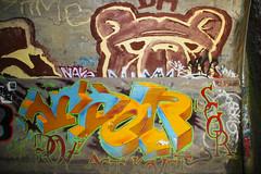 Scor, Dhestoe (You can call me Sir.) Tags: street art graffiti bay east area pael scor dhestoe