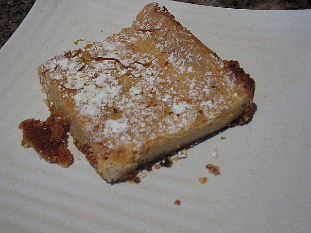 Kaldis Gooey Butter Cake