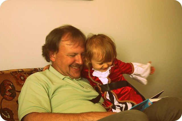grandpa and cordy