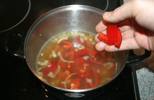 25 - Paprika addieren