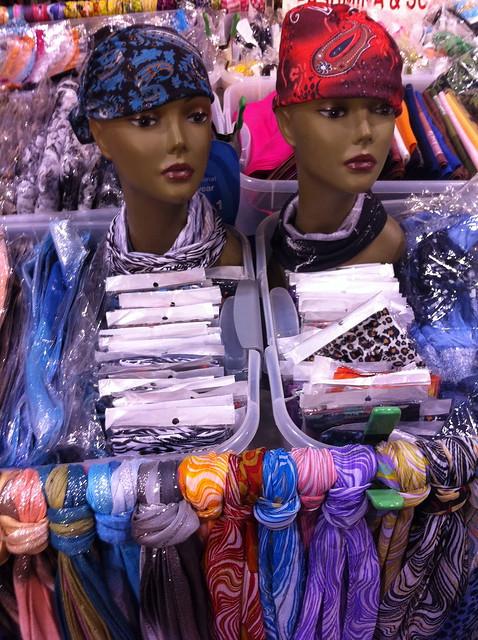 drollgirl scarves