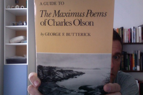 A Guide to the Maximus Poems of Charles Olson by Michael_Kelleher