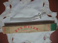 French Enema Nozzle (Lombardarella) Tags: boxed nozzle enema sterlilex