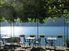 Bar de l' Amitié (Domi Rolland ) Tags: europe italia d lumière lac vert bleu italie feuille douceur iseo brillant