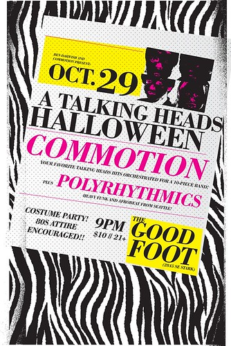 Goodfoot Portland Halloween