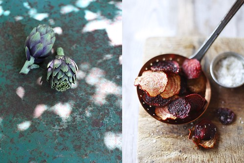1 Appledrane-Artichokes and Beet Chips