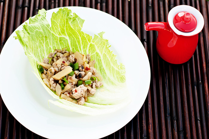 Chinese Lettuce Wraps-4