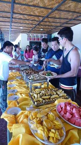 Filipino-themed Buffet for Lunch