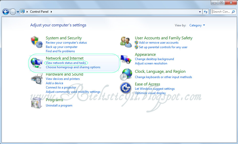 How To Bypass Blocked Websites WINDOWS 7 (1)
