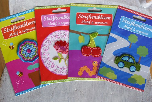 cute iron-on appliques giveaway