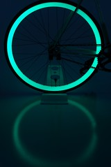 TronGlow by mobius (mobius cycle) Tags: bicycle digital bridgestone thomson singlespeed fixed odyssey michelin velodrome izumi trackbike mobius nitto philwood sugino nikkor105mm bridgestoneanchor nokon nikond40x mobiuscycle manuallensnocpu taylorhurley nikimobius