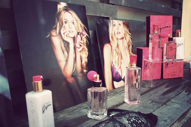 Victoria's Secret VIP Suite, New York Fashion Week, Elle magazine