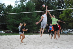 Sand Volleyball Tournament | Fall 2011