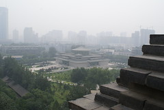 View from Small Goose Pagoda