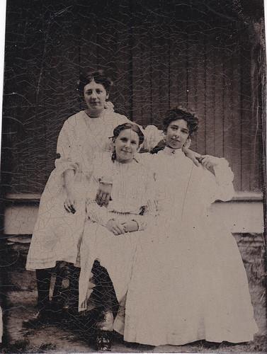 Tintype Trio