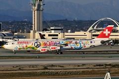 "HB-JMJ Swiss International Air Lines ""San Francisco"" (Bob Garrard) Tags: sanfrancisco lines los airport angeles swiss air international airbus lax a340 a340300 a340313x klax hbjmj"