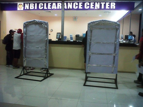 NBI Clearance Center in Rob Otis