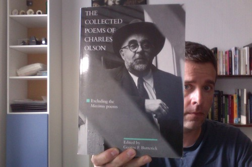 The Collected Poems of Charles Olson by Michael_Kelleher
