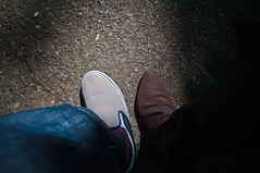 His and Hers (khawkins04) Tags: portland shoes loul