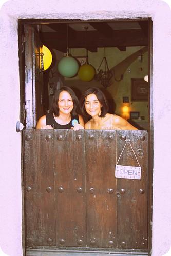 Silvia y Bea by Hugo&Ingrid
