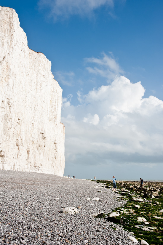 Beachy Head White Cliffs