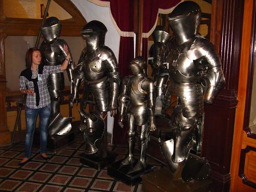 Betliar - Armor and guide