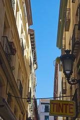 Callejuela de Madrid